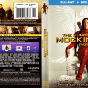 The Hunger Games Mockingjay - Part 2 (2015) R1 Blu-Ray Cover & Labels