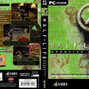 Half-life Opposing Force (1999) PC Cover