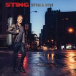 Sting – 57th & 9th (2016) CD Cover & Label