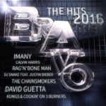 Bravo - The Hits 2016 (2016) CD Cover