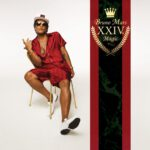 Bruno Mars – 24K Magic (2016) CD Cover & Label