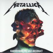 Metallica – Hardwired… To Self-Destruct (2016) CD Cover & Label
