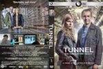 The Tunnel – Season 1 (2013) R1 Custom Cover & Labels