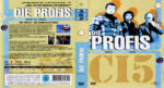 Die Profis Staffel 1 + 2 (2005) R2 German Custom Blu-Ray Cover & labels