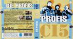 Die Profis Staffel 3 + 4 (2005) R2 German Custom Blu-Ray Cover