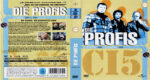 Die Profis Staffel 3 + 4 (2005) R2 German Custom Blu-Ray Cover & labels