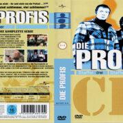 Die Profis Staffel 3 + 4 (2005) R2 German Custom Blu-Ray Cover & labels