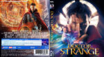 Doctor Strange (2016) R2 German Custom Blu-Ray Cover & Labels