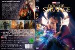 Doctor Strange (2016) R2 German Custom Cover & labels