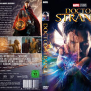 Doctor Strange (2016) R2 German Custom Cover & labels