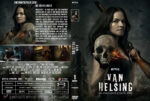 Van Helsing Staffel 1 (2016) R2 German Custom Cover & labels