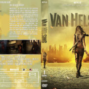 Van Helsing Staffel 1 (2016) R2 German Custom Cover & labels Ver.2