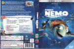 Findet Nemo (2003) R2 German Cover & labels