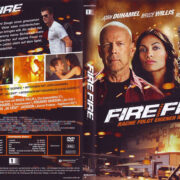 Fire with Fire (2012) R2 German Cover & label