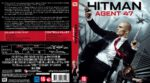 Hitman Agent 47 (2015) R2 Blu-Ray Custom Dutch Cover