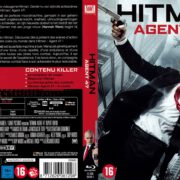 Hitman Agent 47 (2015) R2 Blu-Ray Custom Dutch Cover