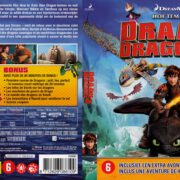 Hoe Tem Je Een Draak 2 (2014) R2 Blu-Ray Dutch Cover
