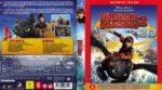 Hoe Tem Je Een Draak 2 3D (2014) R2 Blu-Ray Dutch Cover