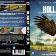Holland Natuur In De Delta (2015) R2 Blu-Ray Dutch Cover