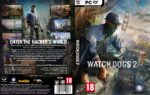Watch Dogs 2 (2016) PC Custom Cover