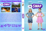 The Swap (2016) R0 Custom Cover