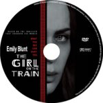 The Girl On The Train (2016) R0 CUSTOM Label