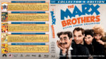 The Marx Brothers – Silver Screen Collection (1929-1933) R1 Custom Blu-Ray Cover
