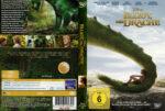 Elliot der Drache (2016) R2 German Custom Cover & labels