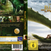 Elliot der Drache (2016) R2 German Custom Cover & labels
