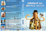 Ice Age 1 – 5 Mammut Box (2002-2016) R2 German Custom Blu-Ray Cover & labels