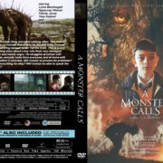 A Monster Calls (2016) R0 CUSTOM Cover & label