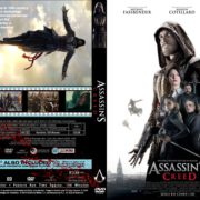 Assassins Creed (2016) R0 CUSTOM cover & label