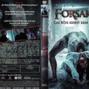 Forsaken - Das Böse kennt kein Erbarmen (2016) R2 GERMAN Cover