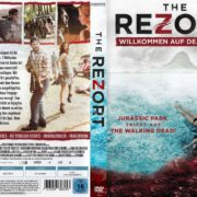 The Rezort - Willkommen auf Dead Island (2016) R2 GERMAN Cover