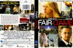Fair Game (2010) R1 DVD Cover