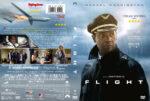 Flight (2012) R1 CUSTOM DVD Cover