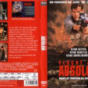 Flucht aus Absolom (1994) R2 GERMAN Cover