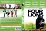 Four Lions (2011) R2 GERMAN Cover