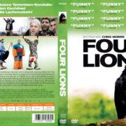 Four Lions (2011) R2 GERMAN Cover