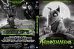 Frankenweenie (2012) R0 Custom DVD Cover