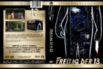 Freitag der 13. (Crystal Lake Gold Edition) (1980) R2 GERMAN Custom Cover