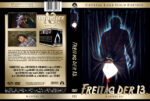 Freitag der 13. – Teil 3 (Crystal Lake Gold Edition) (1982) R2 GERMAN Custom Cover