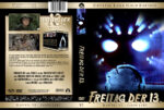 Freitag der 13. – Jason lebt (Crystal Lake Gold Edition) (1986) R2 GERMAN Custom Cover
