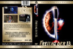 Freitag der 13. – Jason im Blutrausch (Crystal Lake Gold Edition) (1988) R2 GERMAN Custom Cover