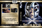 Freitag der 13. – Jason X (Crystal Lake Gold Edition) (2002) R2 GERMAN Custom Cover
