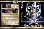 Freitag der 13. – Jason X (Crystal Lake Gold Edition) (2002) R2 GERMAN Custom Cover