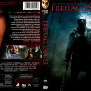 Freitag der 13. (2009) (Killer Cut) R2 GERMAN Cover
