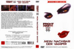 Fright Night II – Mein Nachbar der Vampir (1988) R2 GERMAN Custom Cover