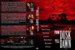 From Dusk Till Dawn Trilogie (2000) R2 GERMAN Custom Cover