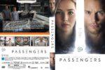 Passengers (2016) R0 CUSTOM Cover & label